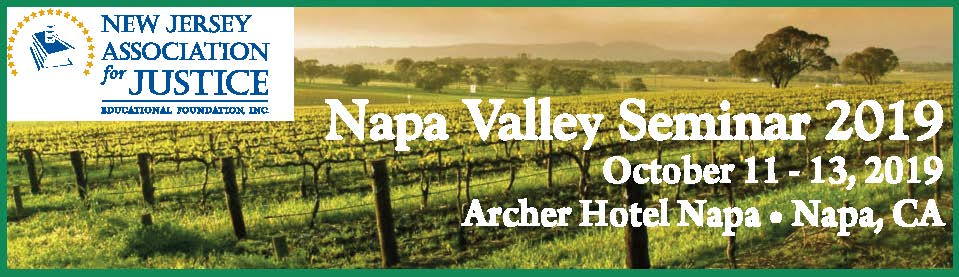 Napa Valley Seminar 2019